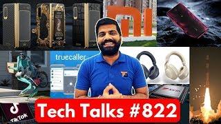 Tech Talks #822 - Redmi K20 First Look, Huawei Problem, ISRO RISAT-2B, Samsung 5X Zoom, TikTok Death