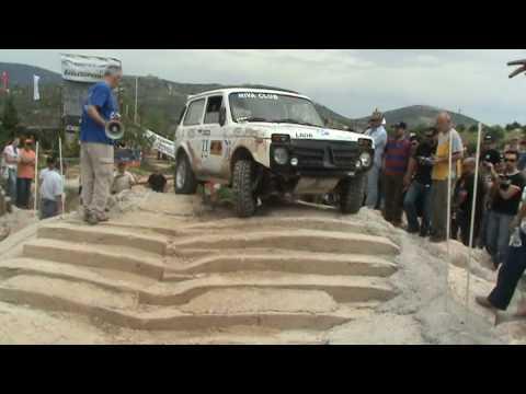 Lada Niva K2 Attart Trial