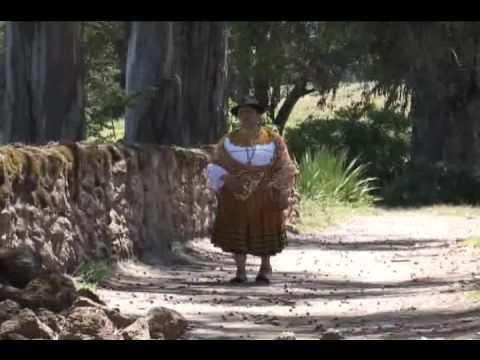 Rosita Flores, desde Cayambe - Ecuador, el tema: Umbrales, 5to volumen