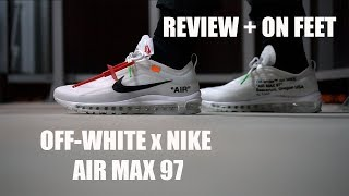 newest 9360c 9f643 Review + On Feet   Off-White x Nike