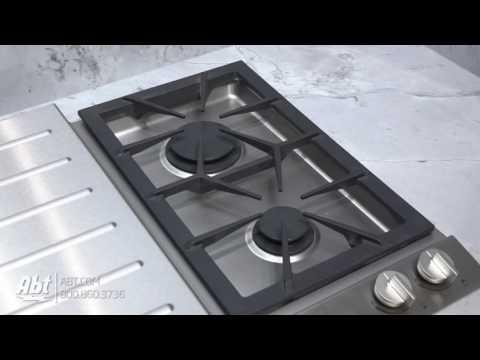 Gaggenau Vario 200 Series 12inch Gas Cooktop VG 232 214 CA - Overview