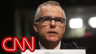 Journalist: The real reason Trump wanted McCabe fired