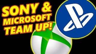 Sony and Microsoft to Explore Strategic Partnership | Khan's Kast