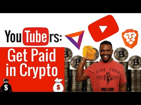 The Secret to Getting Paid in Crypto on Youtube | Setup Brave Payments and the Basic Attention Token