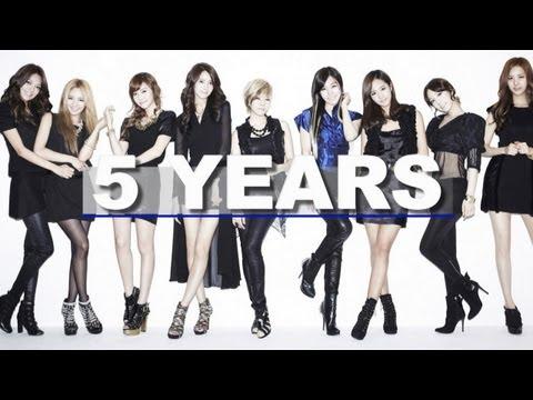Girls' Generation Anniversary Megamix