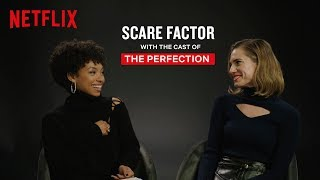 The Perfection Cast Explains How to Escape From a Murderer | Netflix