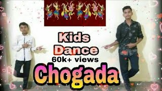 Chogada tara kids dance choreography | Loveratri | Easy dance for kids