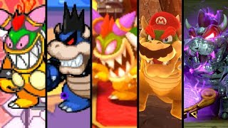 Evolution of Cursed Bowser Battles (2001-2018)