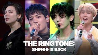 SHINee '이데아 (IDEA:理想) + I'm Home (그래) + Imagine + 어떤 사이 (Sign)' Live @The Ringtone: SHINee is Back