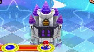 New Super Mario Bros 2 - World Star Final Castle