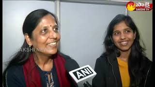 Sunita Kejriwal, wife of Aravind Kejriwal F 2 F After AAP ..