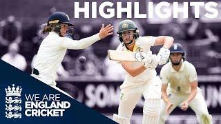 England v Australia Kia Women's Test Match | Day 4 Highlights | The Women's Ashes 2019