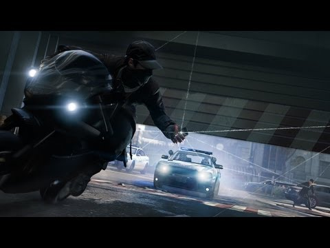 Watch Dogs: Talking Multiplayer - IGN Interview - Smashpipe Games