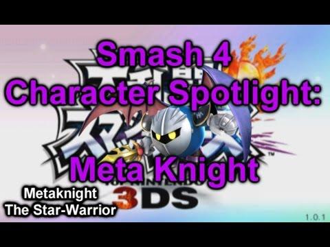 Baixar Smash 4 Character Spotlight: Meta Knight