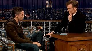 Conan O'Brien 'Topher Grace 1/13/05