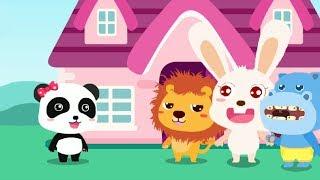Gấu Trúc Panda và Những người bạn - Dạy Bé các thói quen tốt của Gấu Trúc Nhỏ