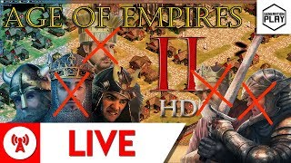 RTS with Isaac and Harrison - Age of Empires II HD