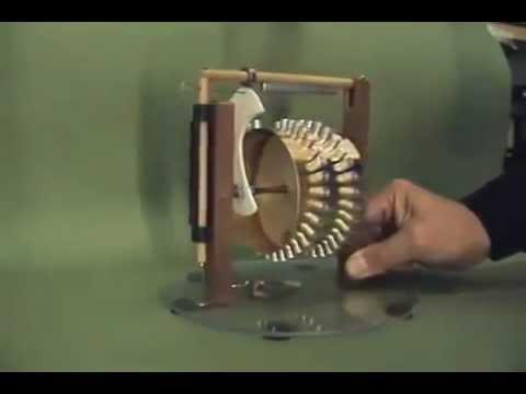 Перпетуум мобиле с магнетизъм Трейлър