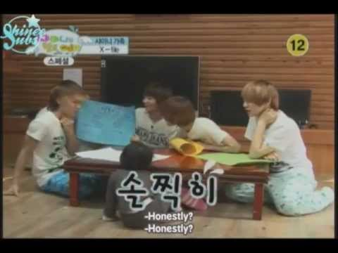 Funny Shinee-Sounds Compilation