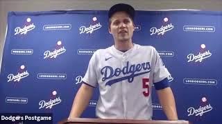 Dodgers postgame: Corey Seager praises lineup, Trevor Bauer