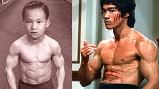 Bruce Lee - Transformation From 1 To 32 Years Old