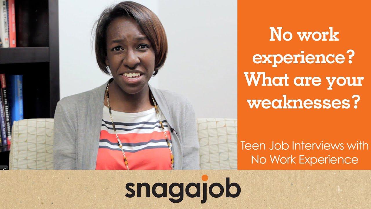 Teen Job Seeker 10