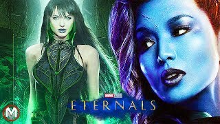 THE ETERNALS Fully Explained - Powers and Abilities (MCU Breakdown)