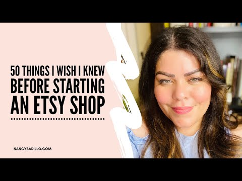How To Start An Etsy Shop 2021 |  How To Sell On Etsy 2021 | Etsy SEO 2021