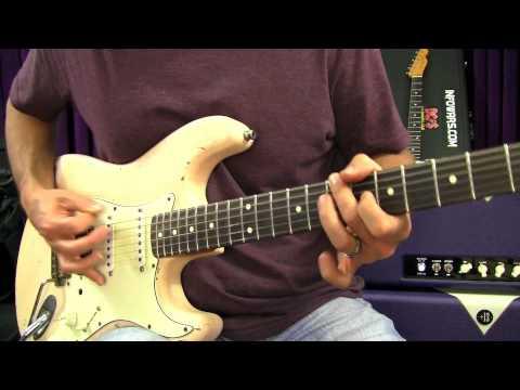 Baixar Hard Rock Guitar Lessons - Playing Rhythm Using The Pentatonic Scale