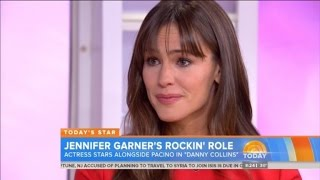 Why Jennifer Garner is Crying Talking about Her Family