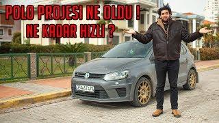 VW Polo 1.6 TDI WRC Projesi Ne Oldu ? Big Turbo Ne Oldu ? Güç Artı Mı ?