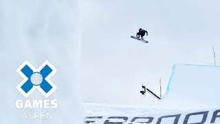 Jamie Anderson wins Women's Snowboard Slopestyle gold | X Games Aspen 2018