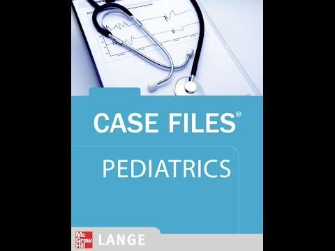 NBME Shelf Exam Pediatrics Case Files - Test Prep Cases & Questions