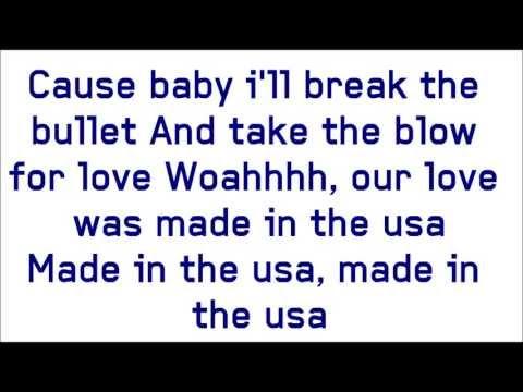 Baixar Demi Lovato - Made In The USA (Lyrics On Screen)