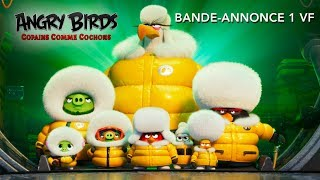 Angry birds : copains comme cochons :  bande-annonce 1 VF