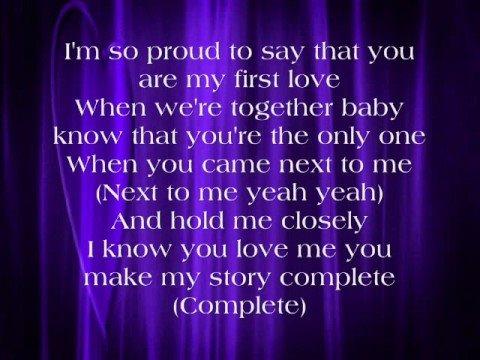 My First Love-Tynisha Keli (Lyrics)