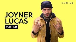 "Joyner Lucas ""I'm Not Racist"" Official Lyrics & Meaning | Verified"
