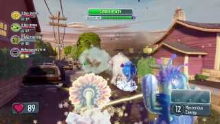 Plants vs. Zombies Garden Warfare: 4-Player Co-op Gameplay with Developer Commentary