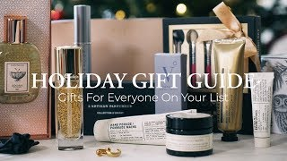 Jewelry Under $100, Luxury Beauty, Soft Sweaters & More  | Gift Ideas