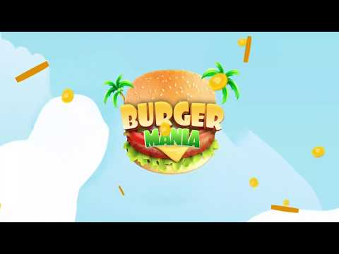 Burger Mania Cooking Madness Idle Tycoon