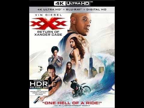 xXx: Return of Xander Cage 2017 3D sample