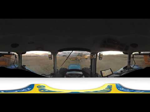 New Holland OnBoard 360 Virtual Reality