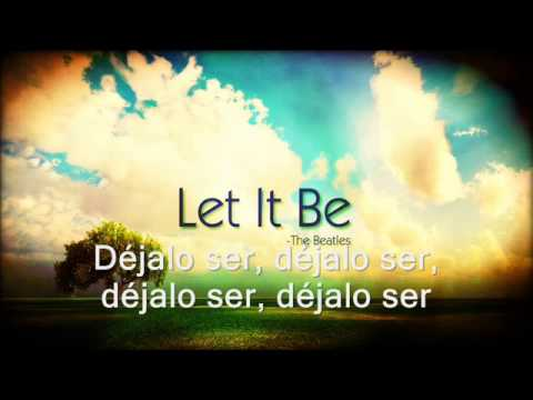 Baixar The Beatles- Let It Be (Subtitulado Español)