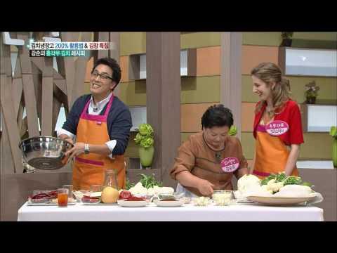 기분 좋은 날 - 김치 명인 강순의의 나박김치 & 총각무 레시피 공개!, #02 20131018