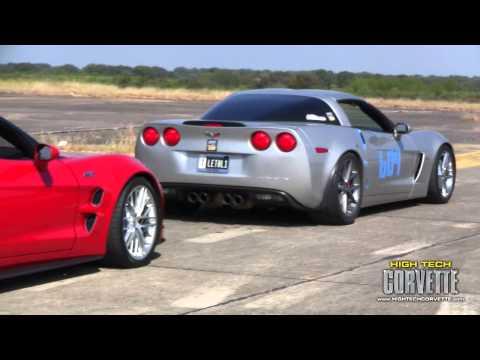 Corvettes - The Texas Mile - October 2010 (part 2)