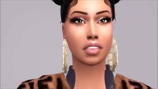Nicki Minaj - Chun Li (Official Music Video) - The Sims 4
