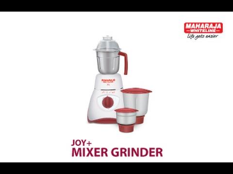 Maharaja Whiteline's Joy Plus Mixer Grinder