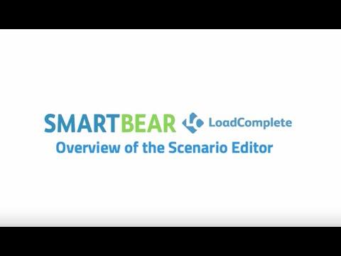 LoadComplete: Overview of the Scenario Editor