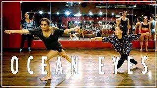 Ocean Eyes by Billie Eilish - Choreography by Erica Klein - Filmed by Ryan Parma