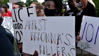 Shooting at Louisville protest for Breonna Taylor kills 1 person